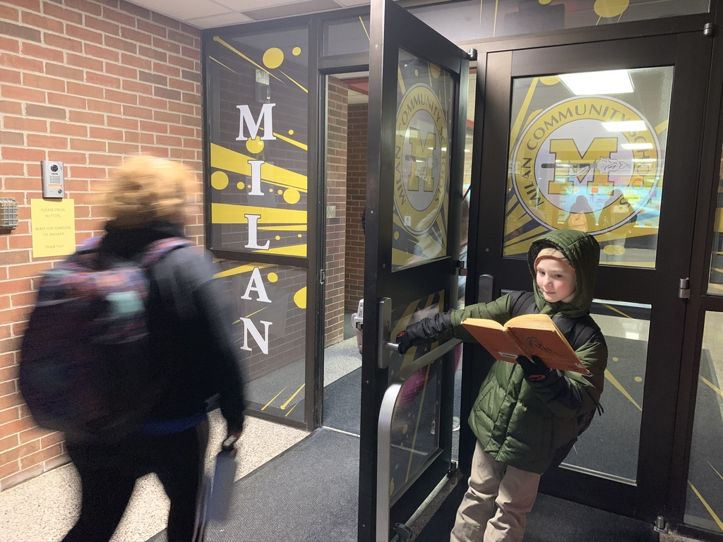 Student greeter