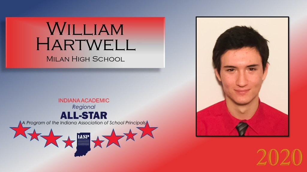 Ben Hartwell - IASP Academic All-star